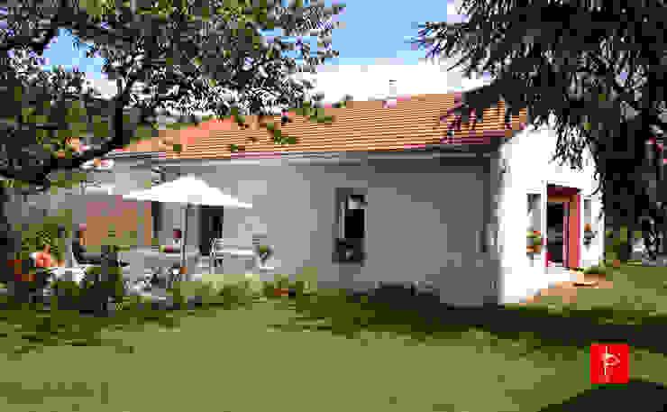 Minimalistyczne domy od homify Minimalistyczny