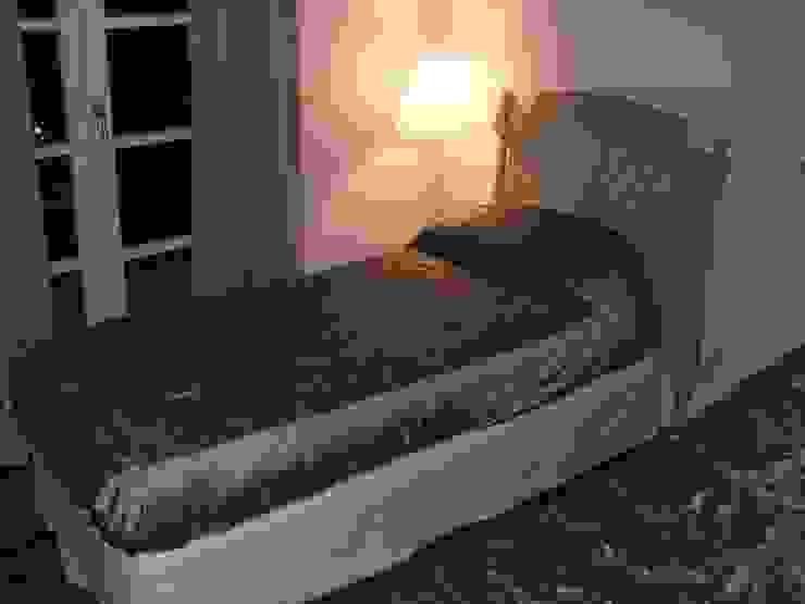 l'interno della foresteria Camera da letto in stile classico di STUDIO DI ARCHITETTURA CLEMENTI Classico