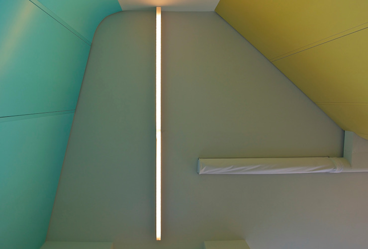 Eklektik Koridor, Hol & Merdivenler 3rdskin architecture gmbh Eklektik