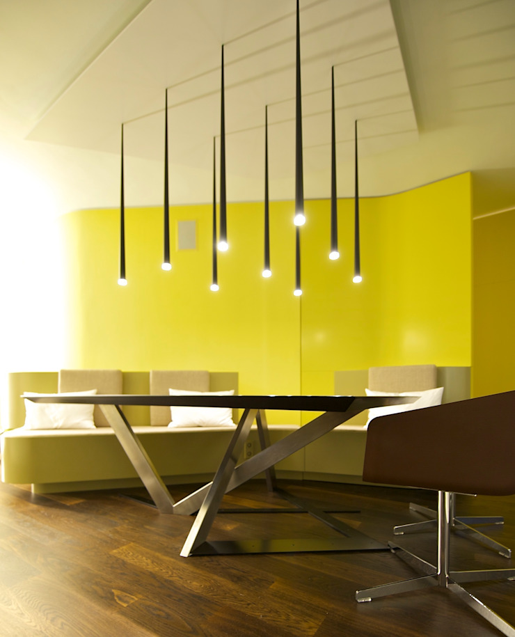 3rdskin architecture gmbh Dining roomTables