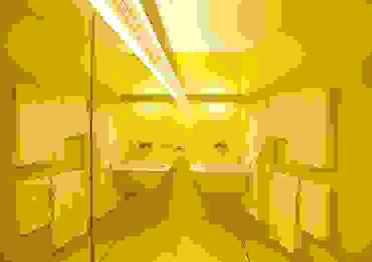 gästebad Ausgefallene Badezimmer von 3rdskin architecture gmbh Ausgefallen