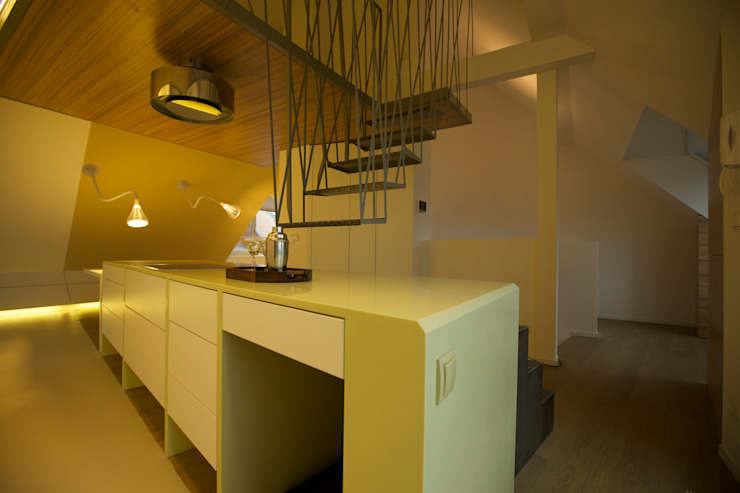 3rdskin architecture gmbh Kitchen