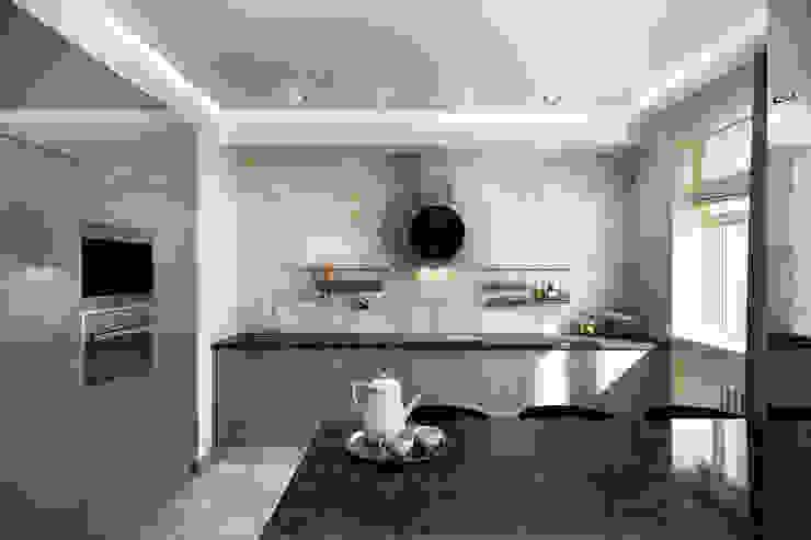 Ольга Райская Modern kitchen