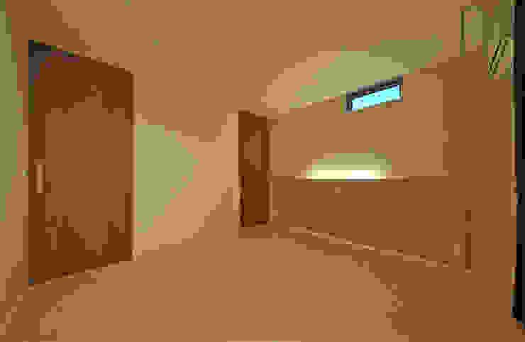 音楽室のある家 オリジナルスタイルの 寝室 の エヌスペースデザイン室 オリジナル