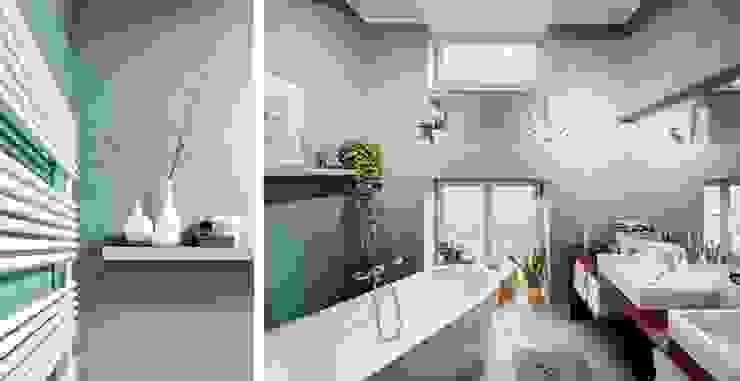 Modern bathroom by BERLINRODEO interior concepts GmbH Modern
