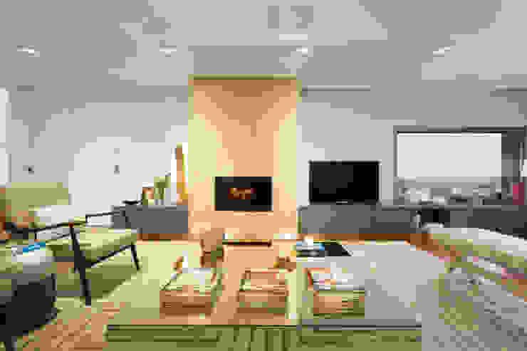 Living room by Ana Rita Soares- Design de Interiores, Modern