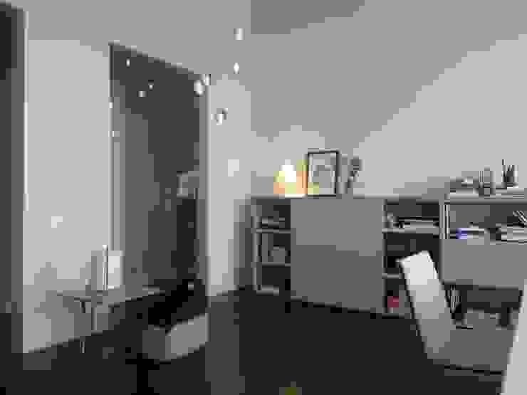showroom contemporanea interiorismo de contemporánea Moderno