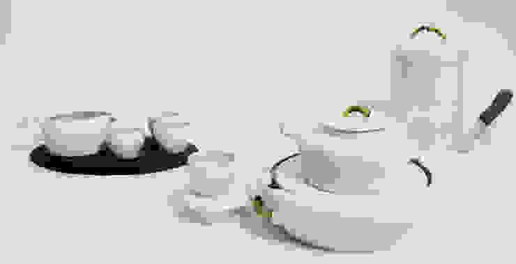 백합 강설자 주방식기류, 그릇 & 유리 제품