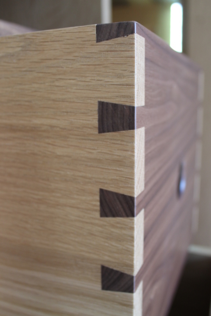 Bespoke Armoire Dovetailed Draw: modern  by Future Antiques, Modern