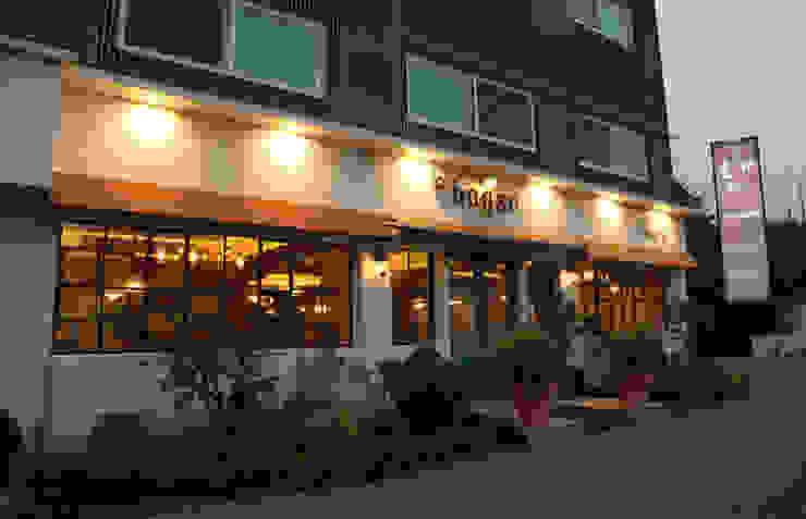 호가 레스토랑 by 주디자인 북유럽