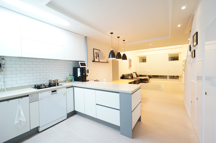 유노디자인 Skandinavische Küchen