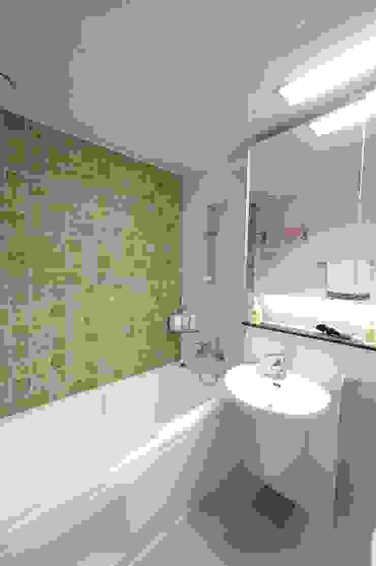 수완진아리채 3차 After 스칸디나비아 욕실 by 유노디자인 북유럽