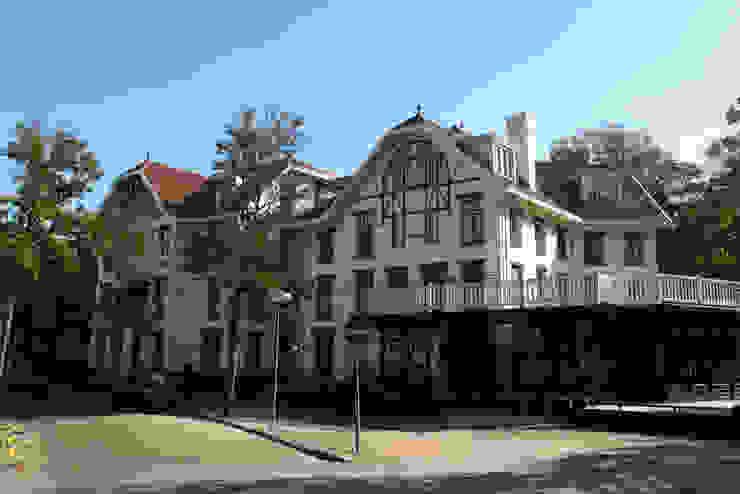 Noordwestgevel, overzicht Klassieke huizen van OX architecten Klassiek