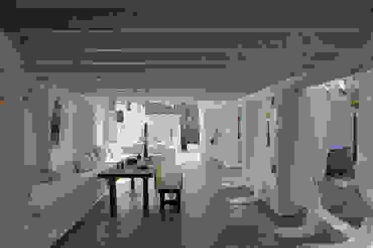 Casa Punta Rasa Balcones y terrazas mediterráneos de Deu i Deu Mediterráneo
