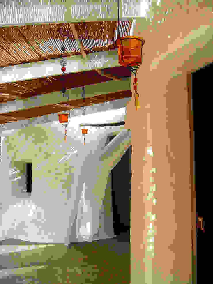 Casa Punta Rasa. Formentera. 2007 Deu i Deu Balcones y terrazas de estilo mediterráneo