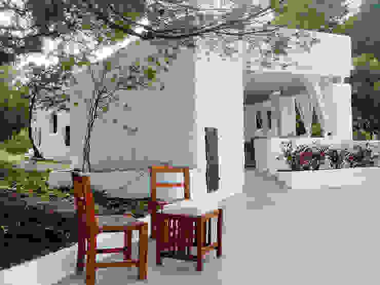 Casa Punta Rasa Deu i Deu Casas de estilo mediterráneo