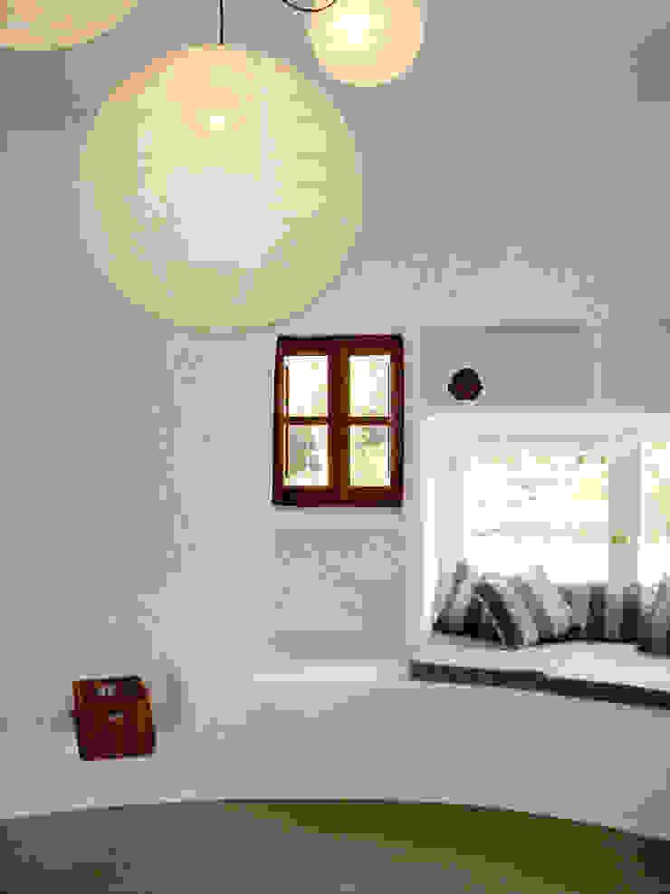 Casa Punta Rasa Deu i Deu Salones de estilo mediterráneo