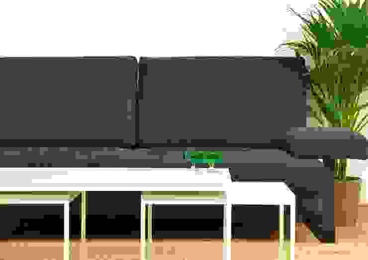 de estilo industrial por Cube Deco, Industrial
