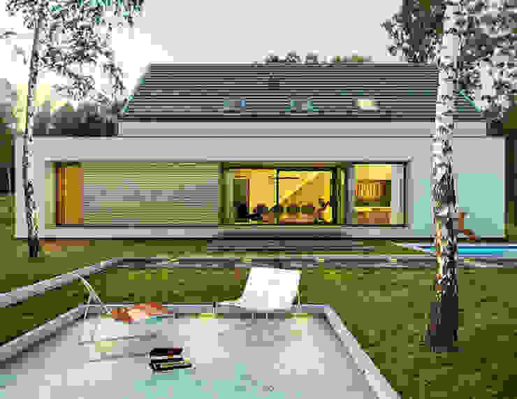 Дома в стиле модерн от doomo Модерн