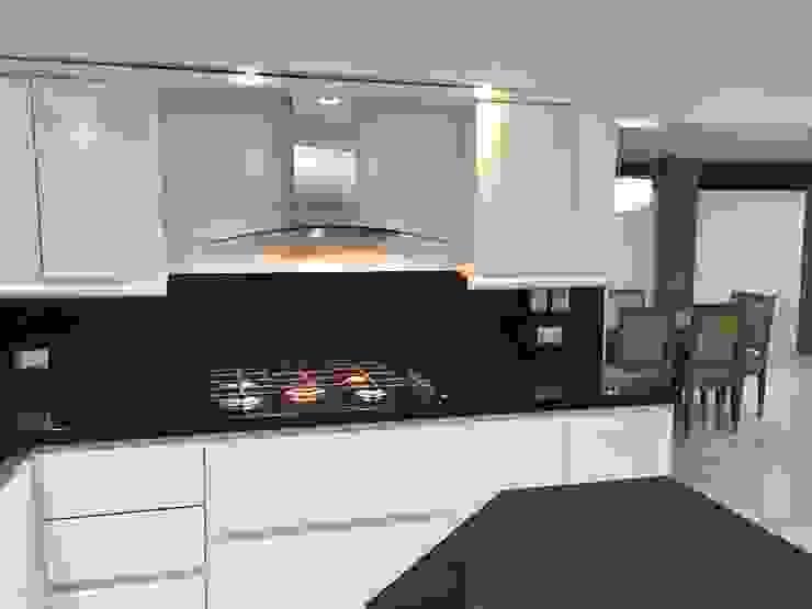 cocina Cocinas modernas de Arki3d Moderno