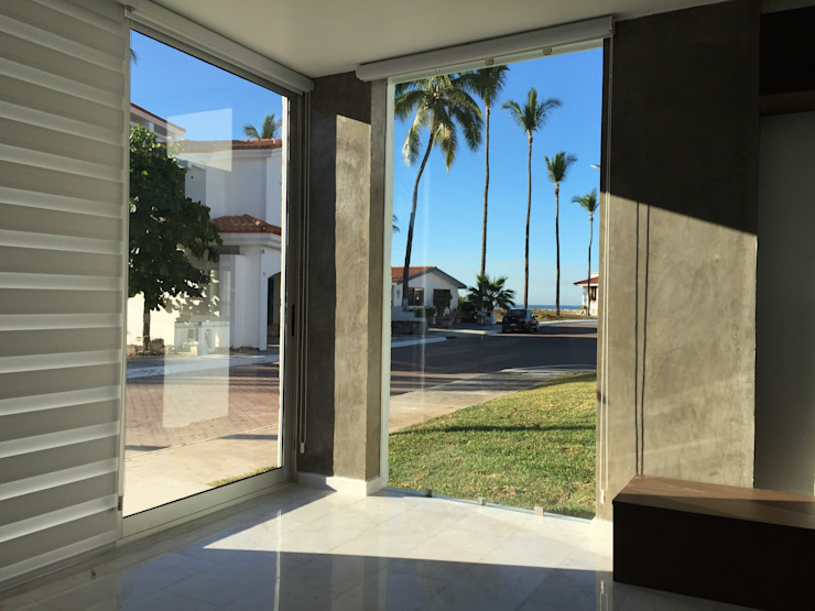 ventana Puertas y ventanas modernas de Arki3d Moderno