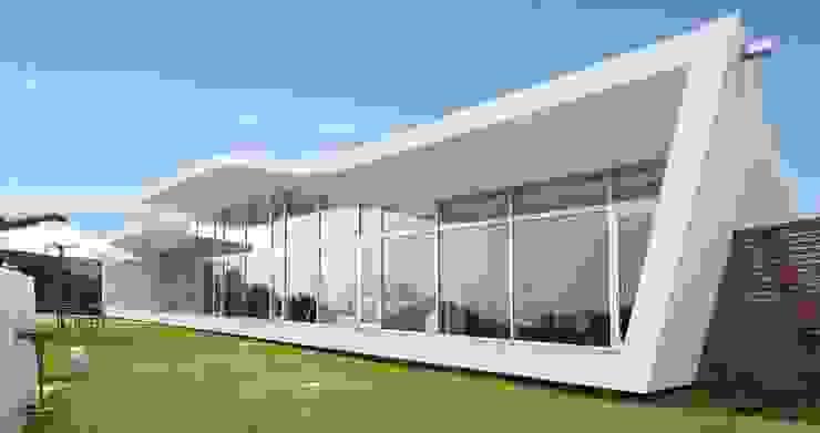 Projekty,  Domy zaprojektowane przez SPACE101建築事務所, Eklektyczny