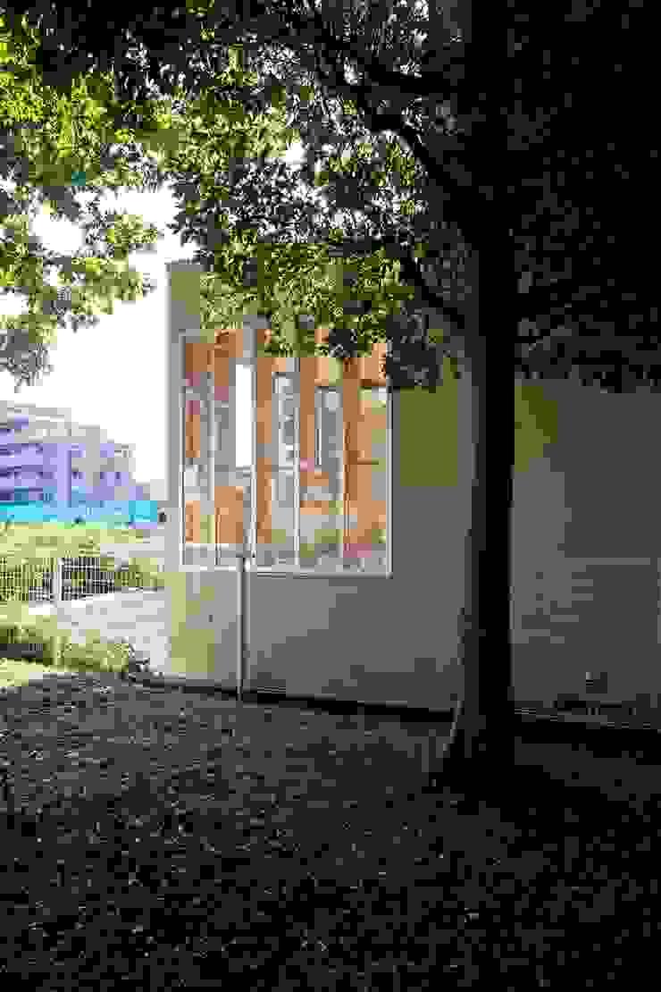 公園の緑を拝借! クラシカルな 家 の 根岸達己建築室 クラシック 無垢材 多色