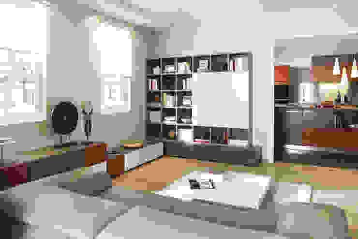 SCHMIDT kann die Design-Herausforderungen im gesamten Raum lösen Moderne Küchen von Schmidt Küchen Modern