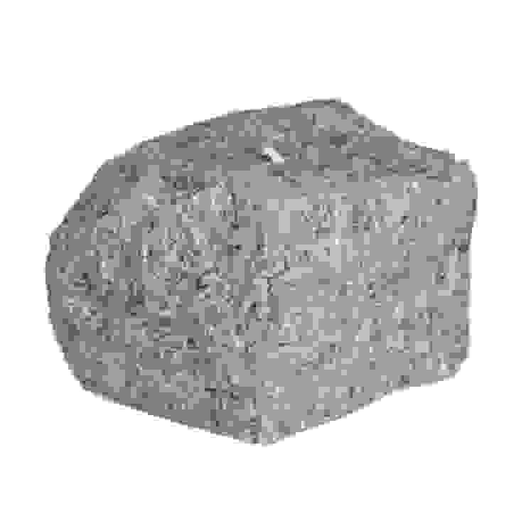 Tay Mum – Parke Taş Mum - Granite texture candle: modern tarz , Modern