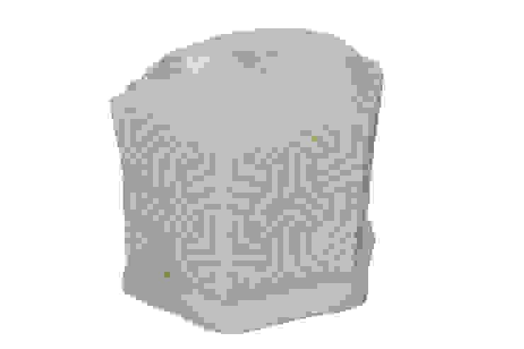 Selçuklu Geçme Desenli Mum / Seljukian Design Candle Tay Mum Klasik