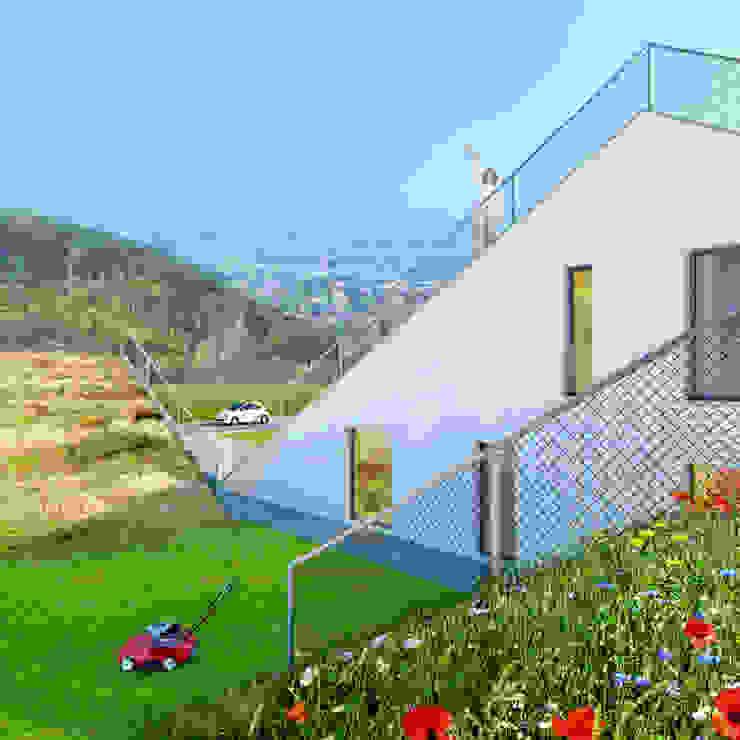 Modern houses by doomo Modern