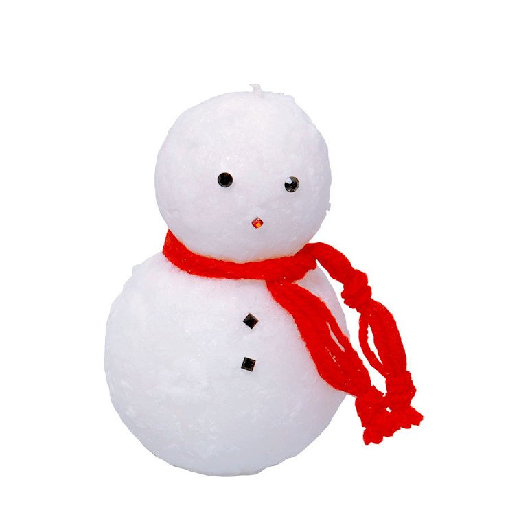Tay Mum – Kardanadam Mum / Snowman Candle: modern tarz , Modern