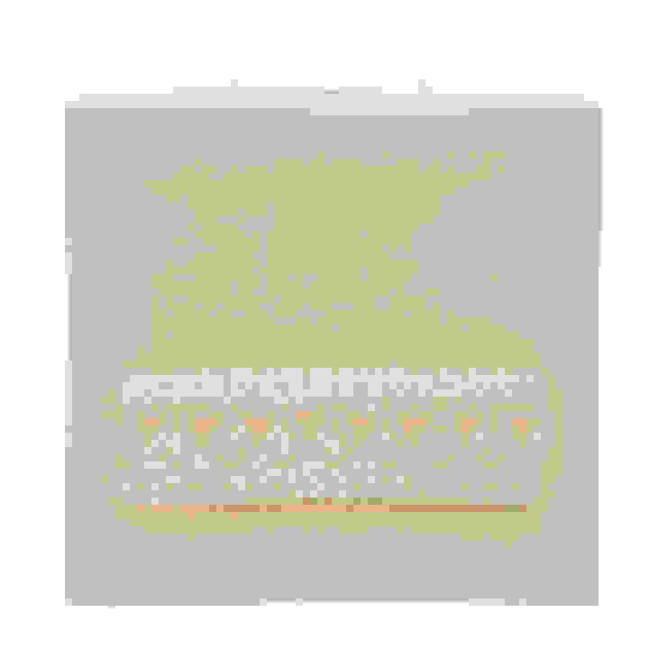 """Tokat"" - Tokat Yazma Kalıbından Mum / Block-print Candle Tay Mum Klasik"