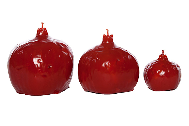 Tay Mum – Nar Mumlar / Pomegranate Candles : modern tarz , Modern