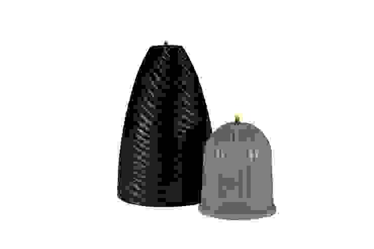 Tay Mum – Spiral ve Çizgili Mumlar / Spiral&Lined Candles: modern tarz , Modern
