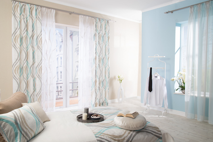 Indes Stoff Dreamdancer 4255-25 Indes Fuggerhaus Textil GmbH Fenster & TürGardinen und Vorhänge