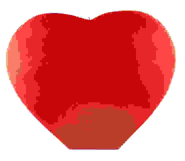 Tay Mum – Kalp Mum / Heart-shaped Candle: modern tarz , Modern