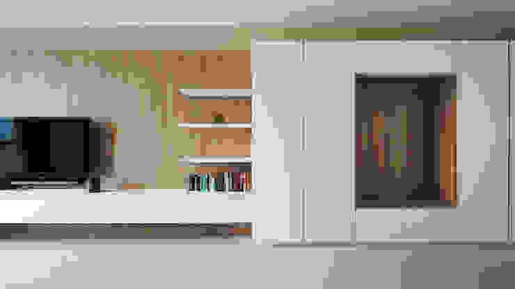 The Bayshore Modern living room by Eightytwo Pte Ltd Modern