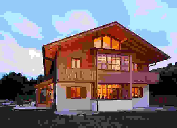 Дома в . Автор – Thoma Holz GmbH