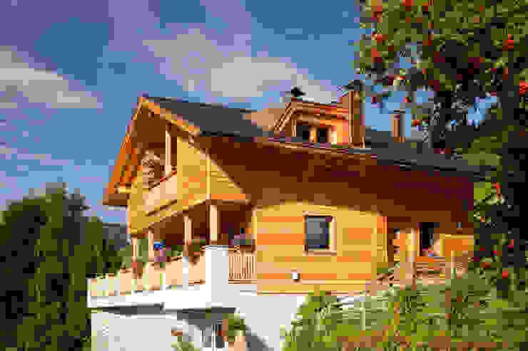Projekty,  Domy zaprojektowane przez Thoma Holz GmbH, Klasyczny