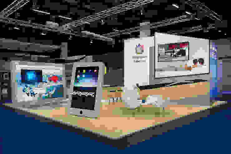 Messe Design Modernes Messe Design von Zittrich Corporate Interior Modern