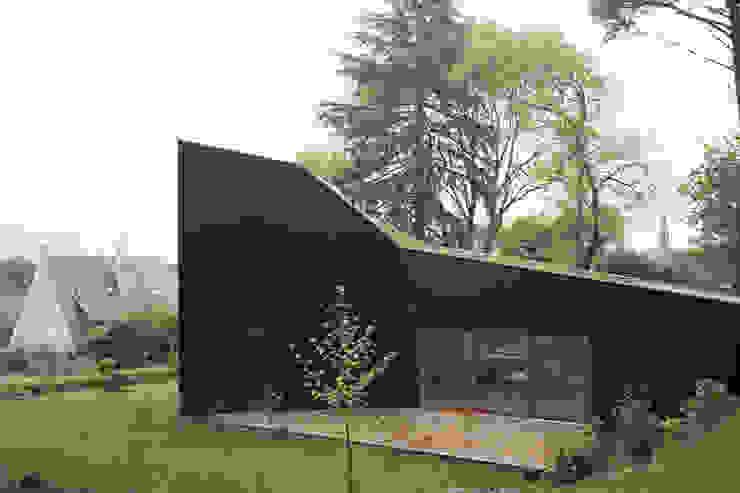 Minimalistische Häuser von RAUM Minimalistisch