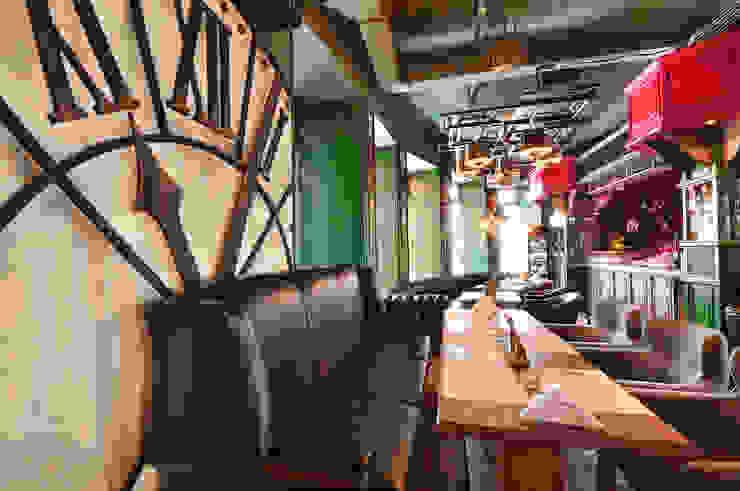 FABRIKAKUHNI - Russian avant-garde restaurant with an English accent. Photo report from ALLARTSDESIGN от ALLARTSDESIGN