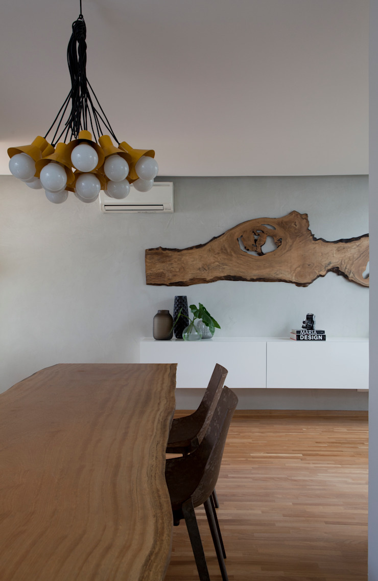 Casa do Itaim Salas de jantar modernas por Consuelo Jorge Arquitetos Moderno