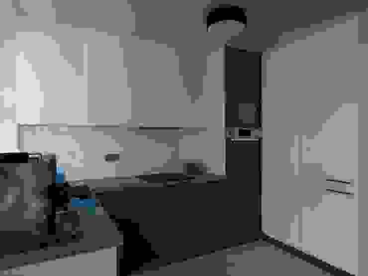 Кухня в скандинавском стиле от ap. studio architektoniczne Aurelia Palczewska Скандинавский