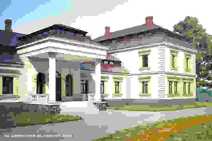 Перспектива Дома в классическом стиле от Павел Авсюкевич Классический