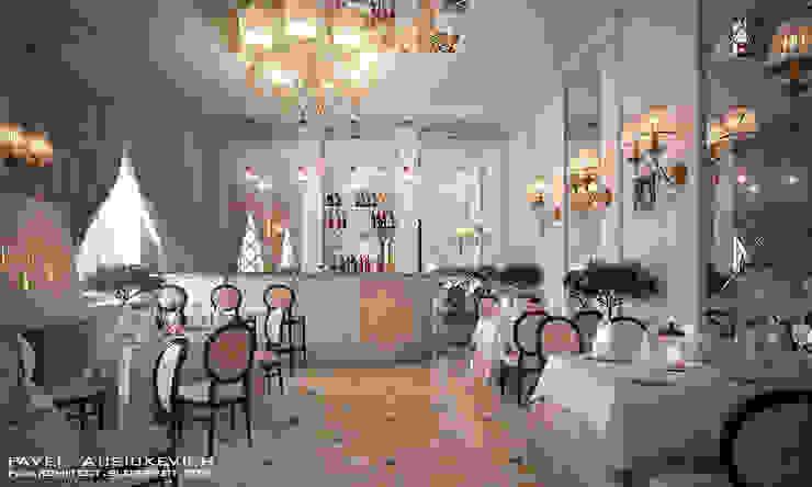 Ресторан: Столовые комнаты в . Автор – Павел Авсюкевич,