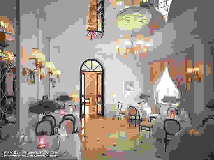 Ресторан Столовая комната в классическом стиле от Павел Авсюкевич Классический