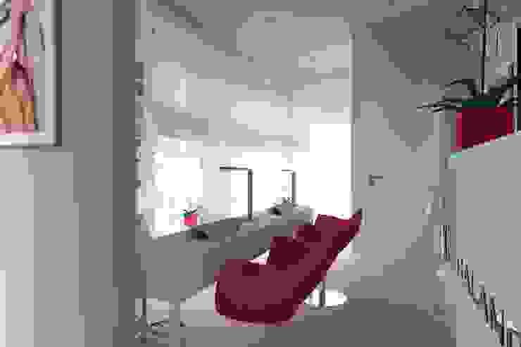 salon kosmetyczny od ap. studio architektoniczne Aurelia Palczewska Nowoczesny