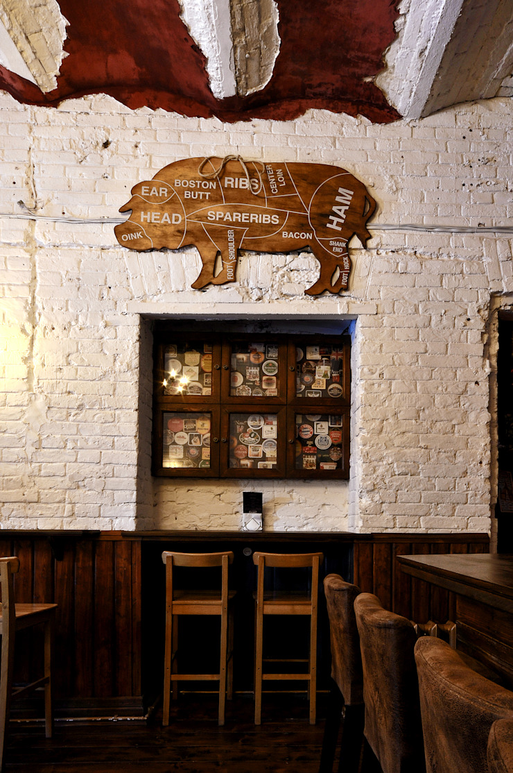 Beershop - ​The Butcher's Daughter / ALLARTSDESIGN от ALLARTSDESIGN